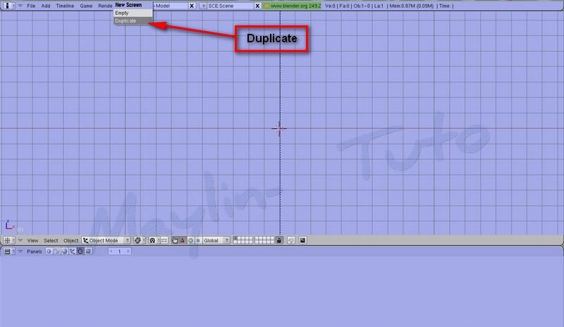 [Débutant]  [Blender 2.4 à 2.49] Personnalisation de Blender -Part 2 / l'ajout d'un écran 03_dup10