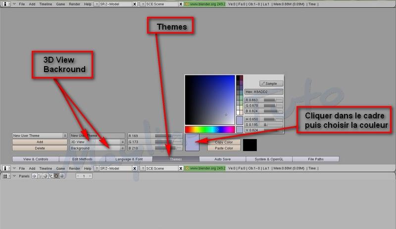[Apprenti] [Blender 2.4 à 2.49] Personnalisation de Blender - Part 1 04_cho10