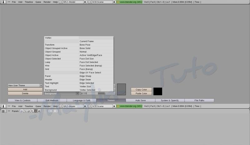 [Apprenti] [Blender 2.4 à 2.49] Personnalisation de Blender - Part 1 05_cho10