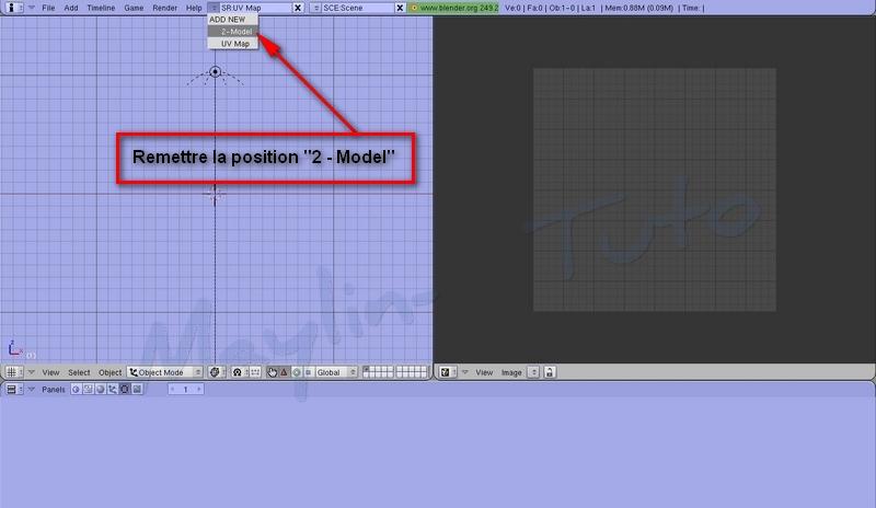 [Débutant]  [Blender 2.4 à 2.49] Personnalisation de Blender -Part 2 / l'ajout d'un écran 06_mod10