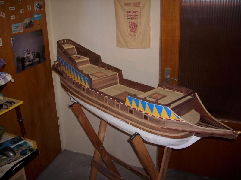 """Historische Segelschiffe  """"Golden Hind """" Dsci0015"""