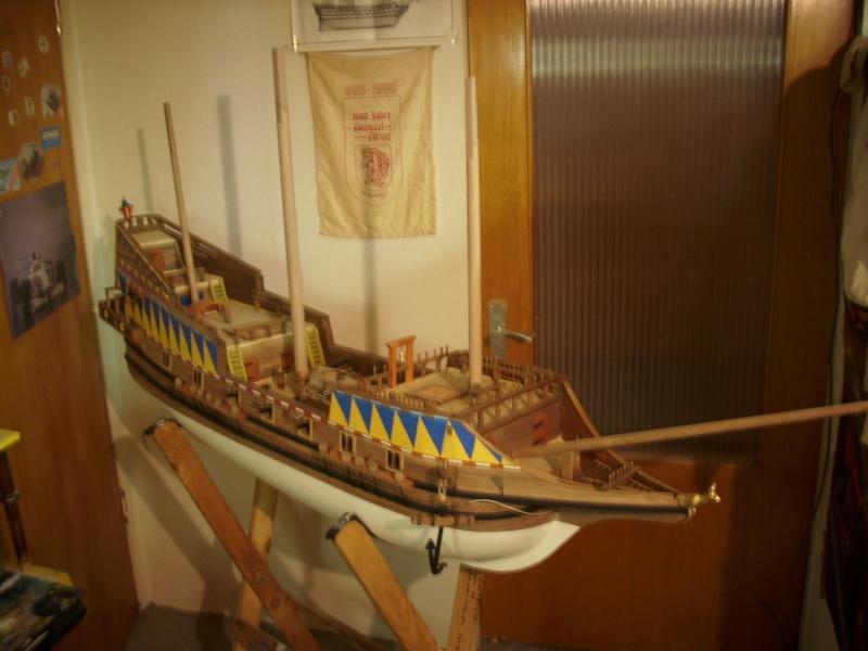 """Historische Segelschiffe  """"Golden Hind """" Dsci0018"""