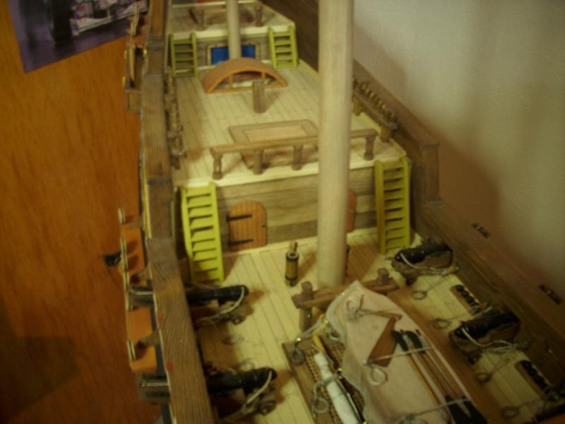 """Historische Segelschiffe  """"Golden Hind """" Dsci0022"""