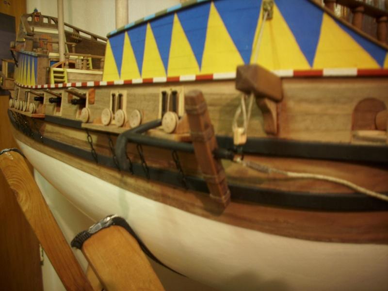 """Historische Segelschiffe  """"Golden Hind """" Dsci0023"""