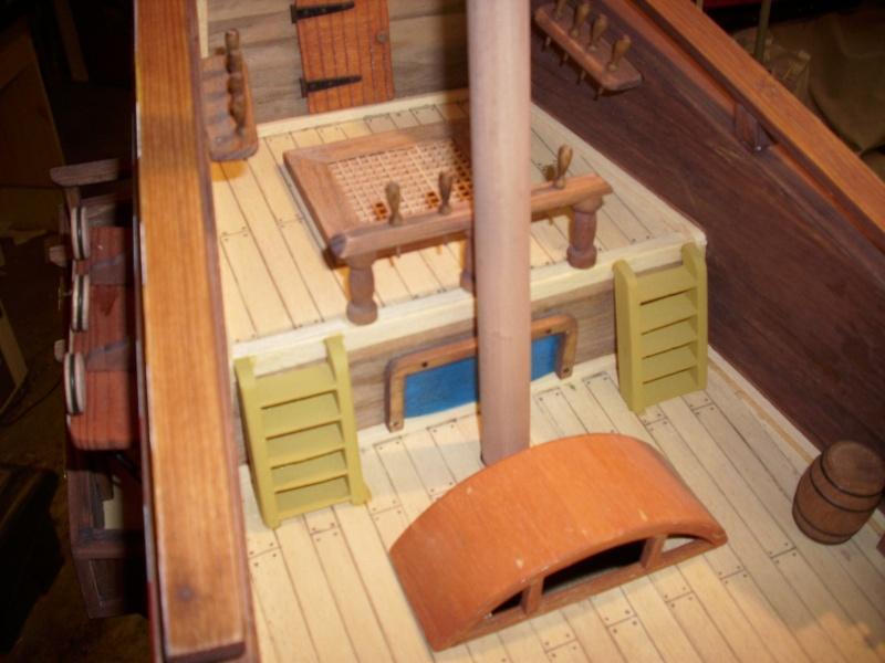 """Historische Segelschiffe  """"Golden Hind """" Dsci0140"""