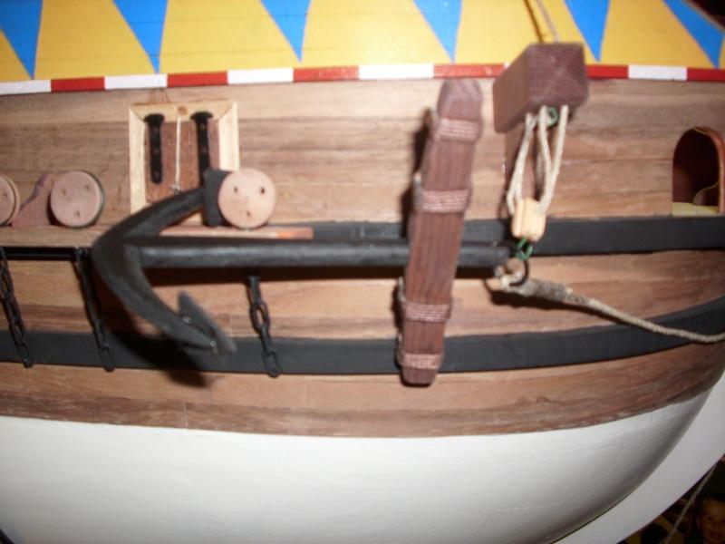 """Historische Segelschiffe  """"Golden Hind """" Dsci0142"""