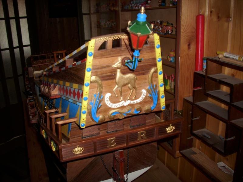 """Historische Segelschiffe  """"Golden Hind """" Dsci0147"""