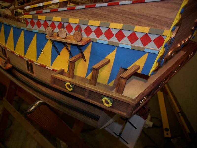 """Historische Segelschiffe  """"Golden Hind """" Dsci0150"""