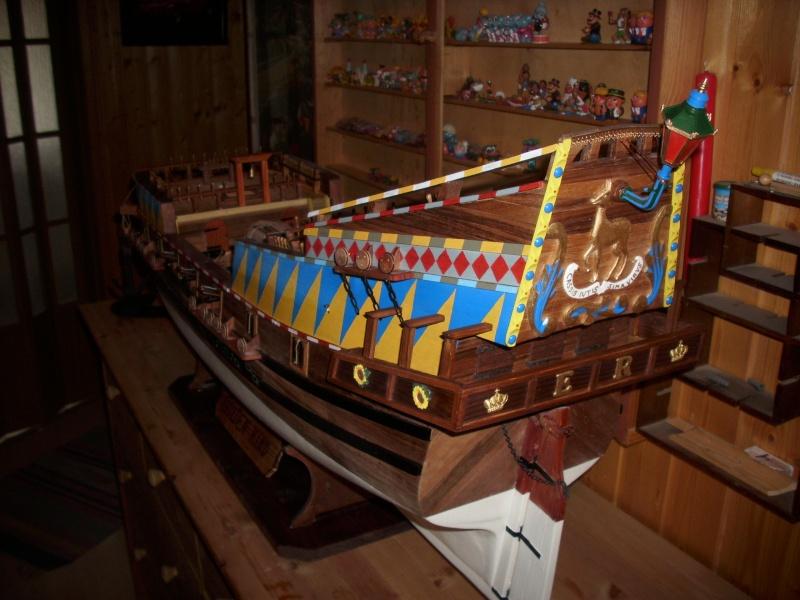 """Historische Segelschiffe  """"Golden Hind """" Dsci0151"""