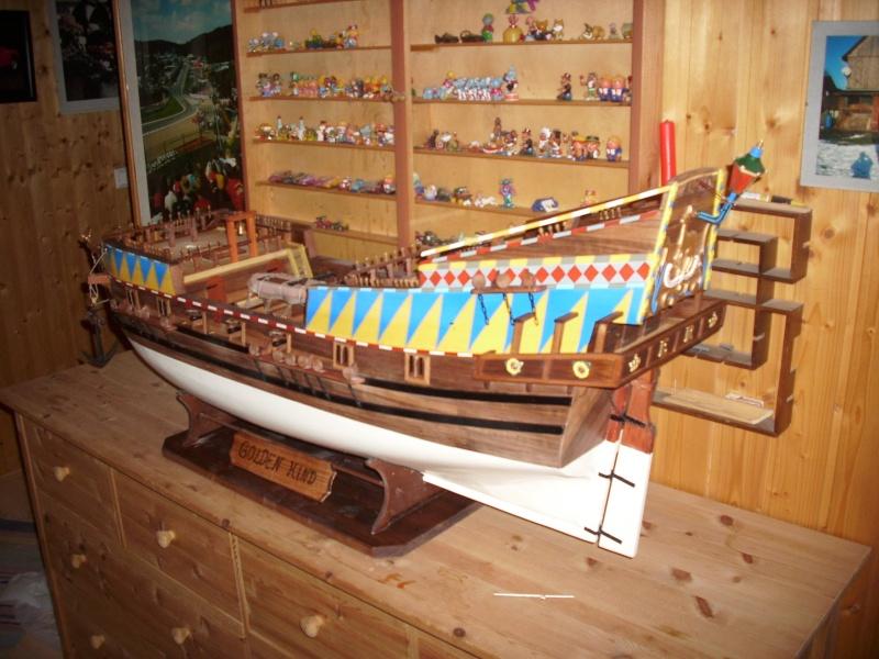 """Historische Segelschiffe  """"Golden Hind """" Dsci0154"""