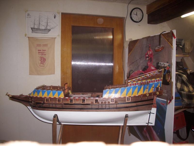 """Historische Segelschiffe  """"Golden Hind """" Dsci0515"""