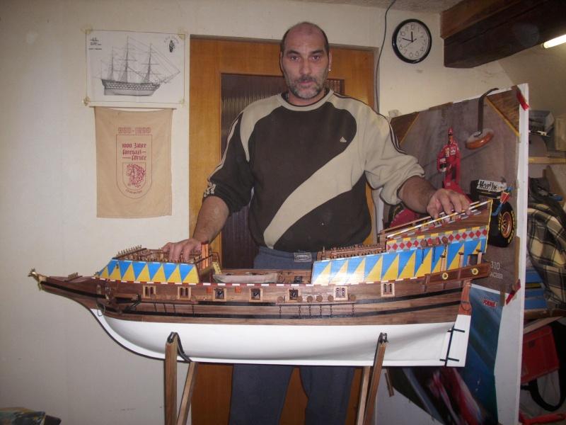 """Historische Segelschiffe  """"Golden Hind """" Dsci0516"""