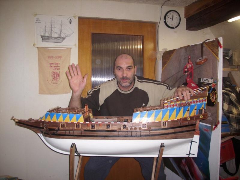 """Historische Segelschiffe  """"Golden Hind """" Dsci0517"""