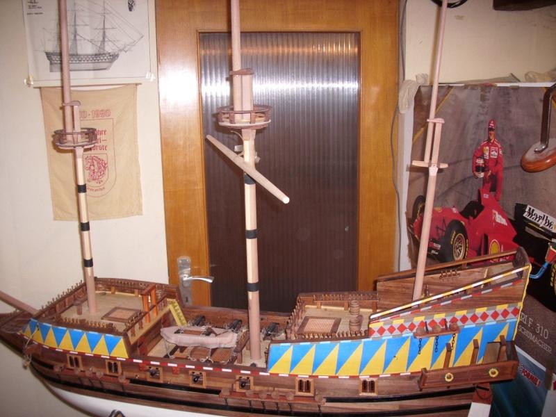 """Historische Segelschiffe  """"Golden Hind """" - Seite 2 Dsci0518"""