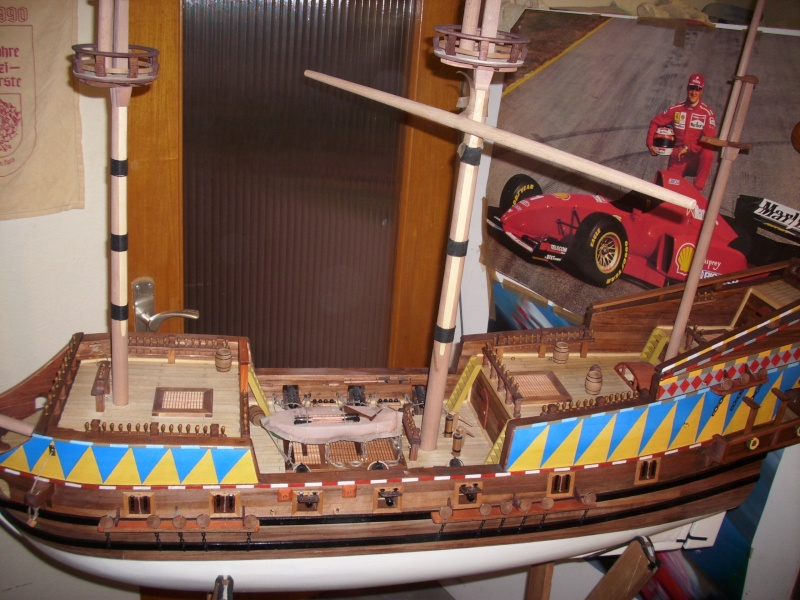 """Historische Segelschiffe  """"Golden Hind """" - Seite 2 Dsci0520"""
