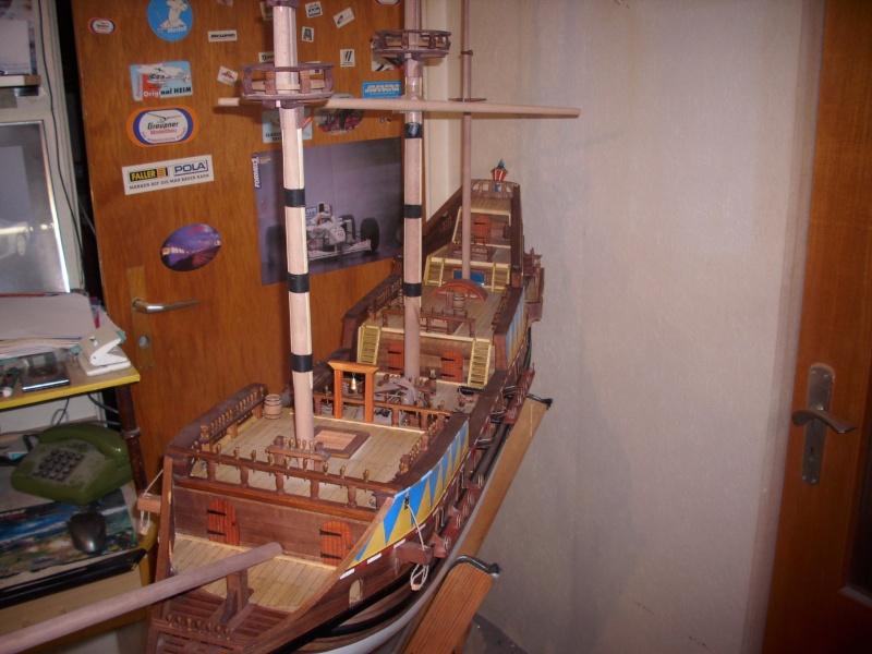 """Historische Segelschiffe  """"Golden Hind """" - Seite 2 Dsci0525"""
