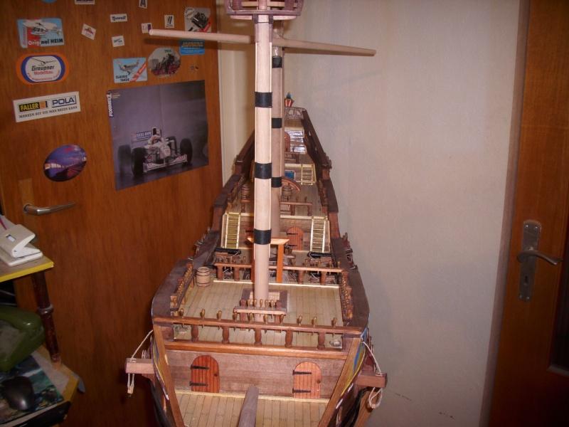 """Historische Segelschiffe  """"Golden Hind """" - Seite 2 Dsci0526"""