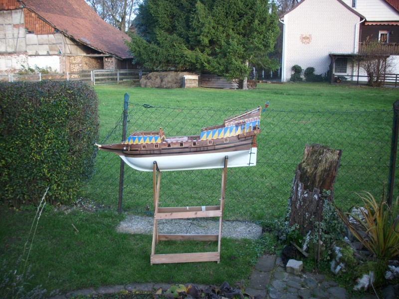 """Historische Segelschiffe  """"Golden Hind """" - Seite 2 Dsci0638"""
