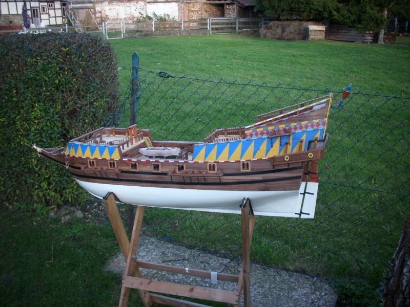 """Historische Segelschiffe  """"Golden Hind """" - Seite 2 Dsci0639"""
