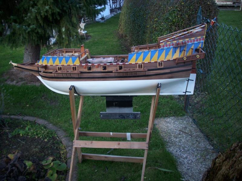 """Historische Segelschiffe  """"Golden Hind """" - Seite 2 Dsci0642"""