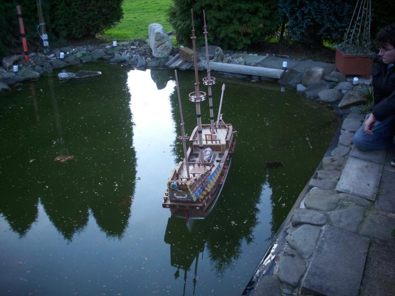 """Historische Segelschiffe  """"Golden Hind """" - Seite 2 Dsci0643"""