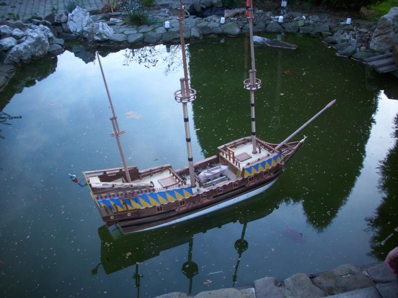 """Historische Segelschiffe  """"Golden Hind """" - Seite 2 Dsci0644"""