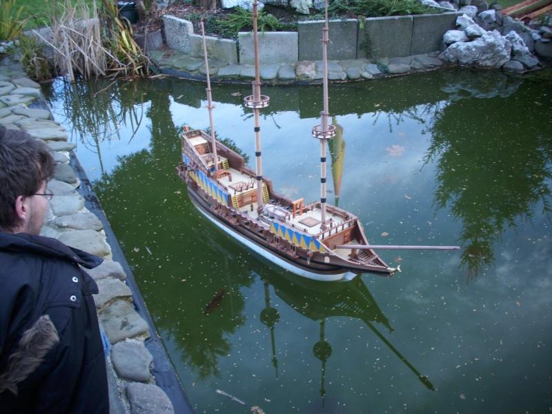 """Historische Segelschiffe  """"Golden Hind """" - Seite 2 Dsci0645"""