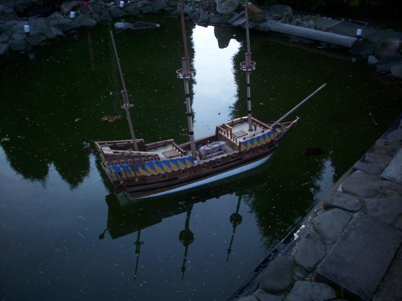 """Historische Segelschiffe  """"Golden Hind """" - Seite 2 Dsci0646"""
