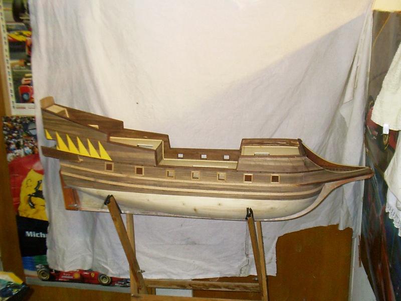 "Historische Segelschiffe  ""Golden Hind "" Imag0113"