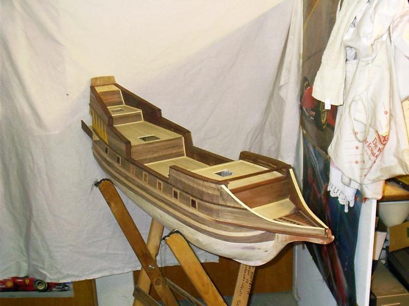 "Historische Segelschiffe  ""Golden Hind "" Imag0114"