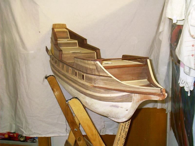 "Historische Segelschiffe  ""Golden Hind "" Imag0115"