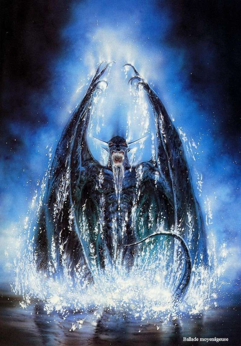 illustration Demon210