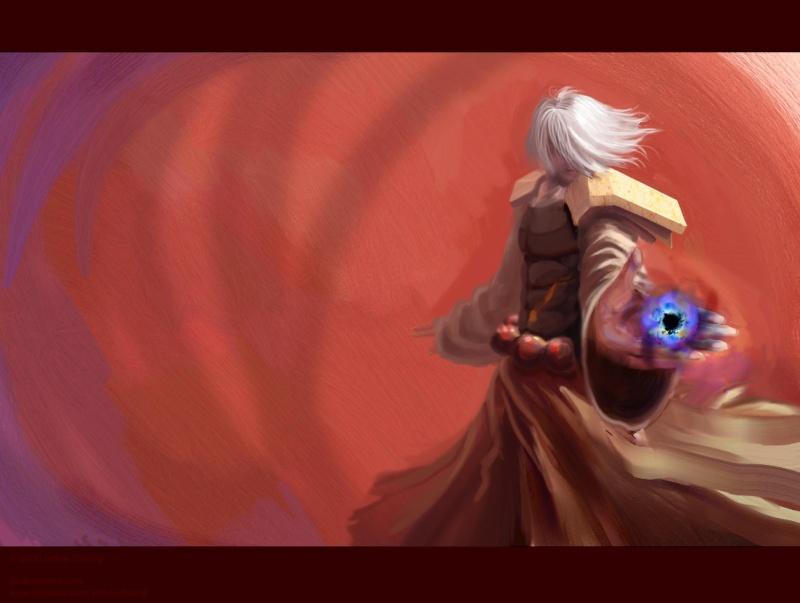 illustration Wizard10