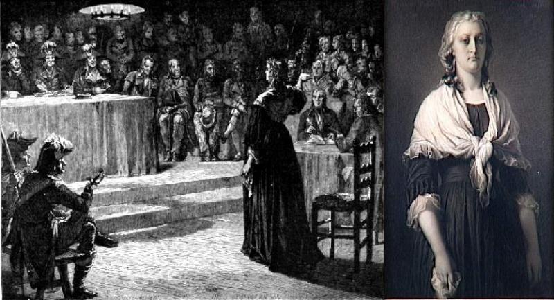 Le procès de Marie-Antoinette: images et illustrations 46234010