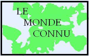 LE MONDE CONNU