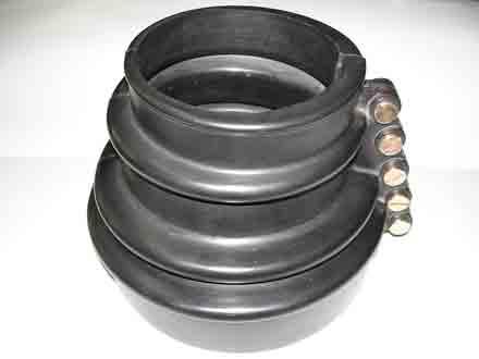 Soufflet pour tube de poussée Soufle10