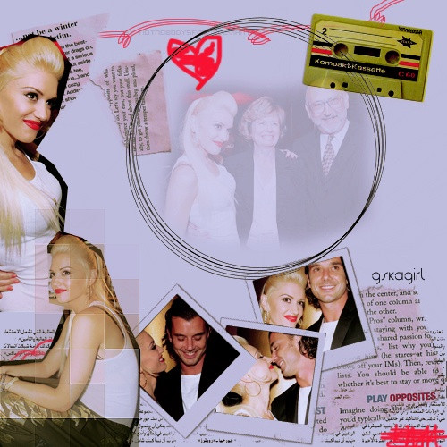 BLENDS [Gwen Stefani] 12557812