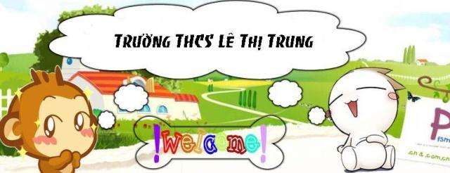 Diễn đàn Trường THCS Lê Thị Trung