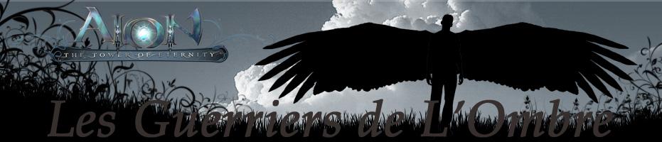 Les Guerriers de L'Ombre Logo10