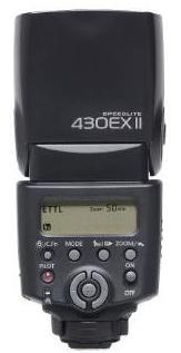 CANON Speedlite 430EX II 430exi12