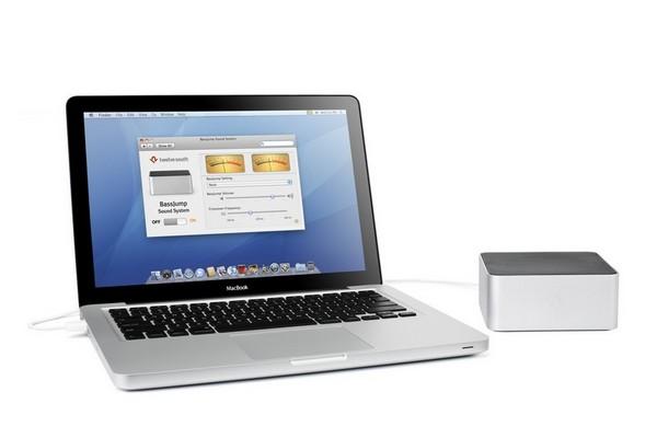 Twelve South's BassJump subwoofer improves your MacBook experience via USB, not parachute Bassju10