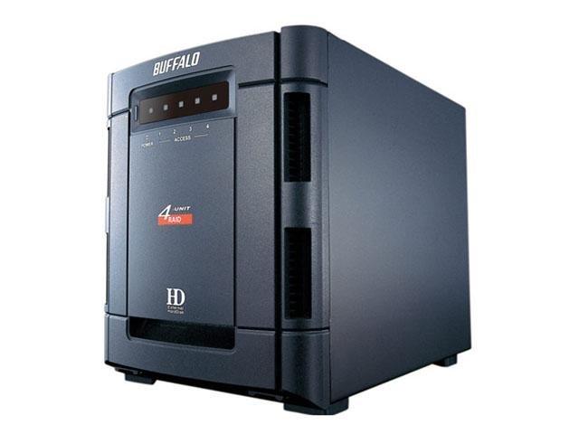 BUFFALO 4TB External Hard Drive HD-QS4.0TSU2/R5 Buffal10