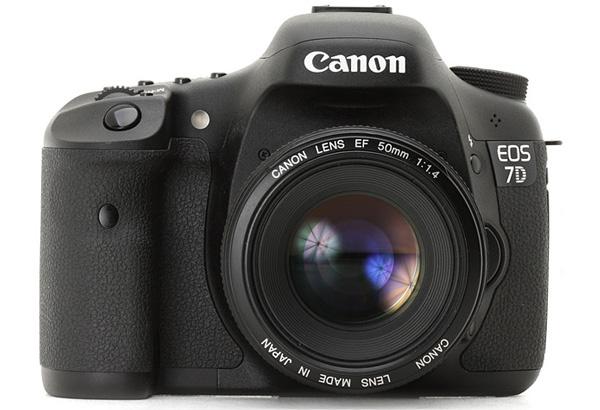 Canon EOS 7D gets high marks all around Canon710