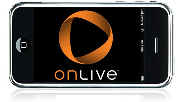 OnLive demonstrates iPhone app, set to redefine mobile gaming? Iphone11