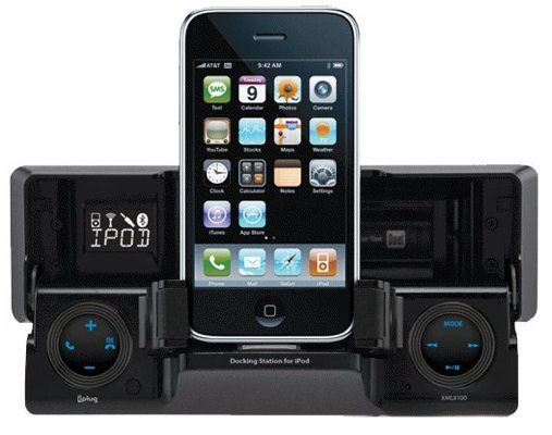 Dual Electronics XML8110 in-dash iPhone dock announced Iphone12
