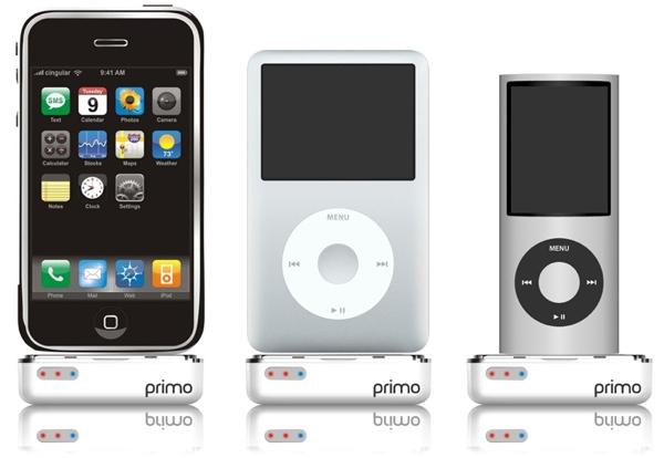 PhoneSuit Primo adds extra juice, minimal bulk to your iPhone / iPod Phones10