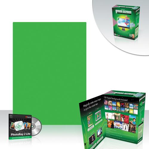 Westcott Digital Green Screen Photo Kit Westco10