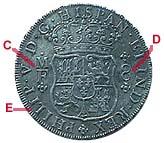 Dos Mundos/ 8 Reales Columnario real/fake? Rev_de10