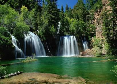 Waterfall ~ Swimming 3a10