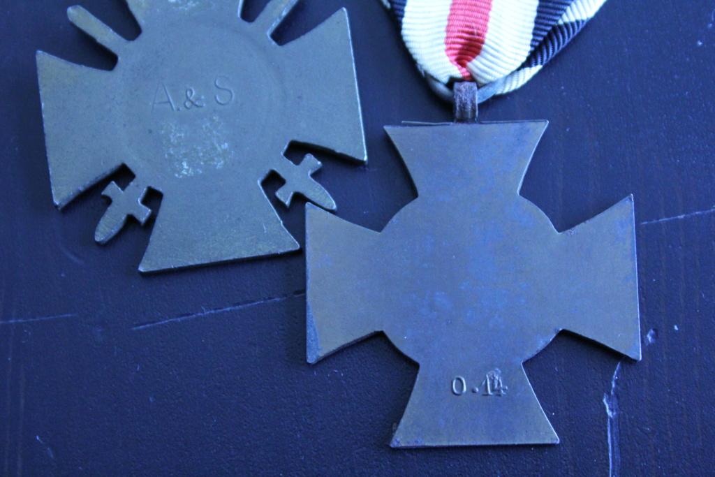 Estimation médailles allemandes 1GM/2GM 311